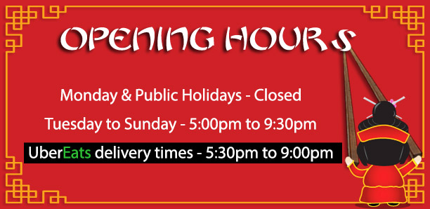 Mama Wong's Kitchen - Best Halal Chinese Dine In - Takeway Restaurant - 164 Sydney Road Coburg 3058. Ph: 93834196